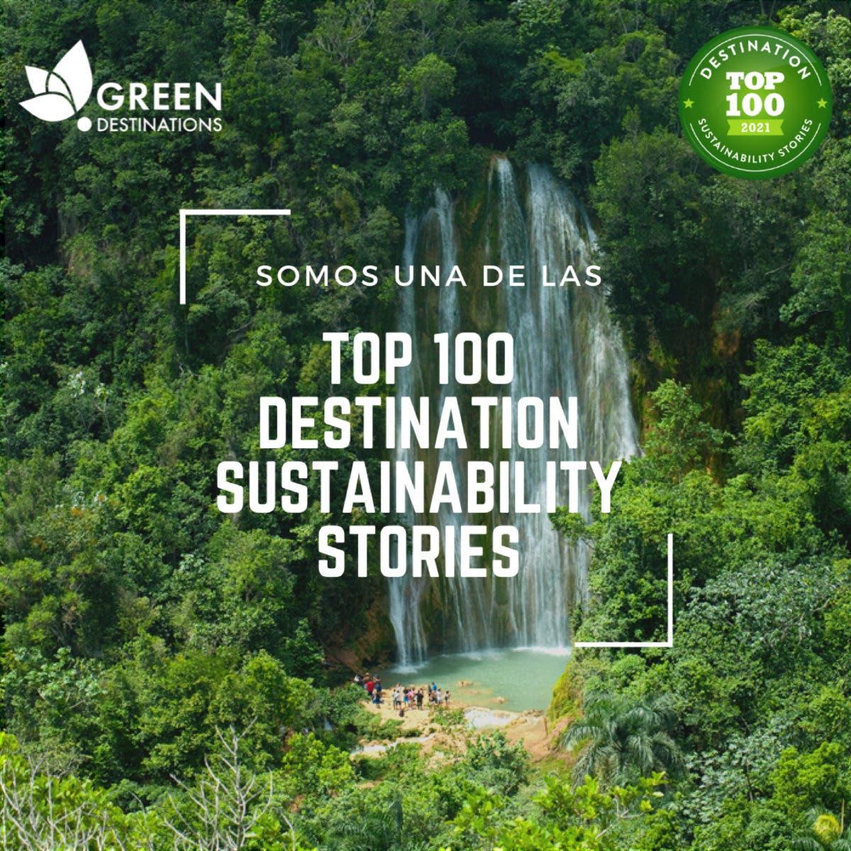 Samaná galardonada entre los Top 100 Destinos Sostenibles del 2021