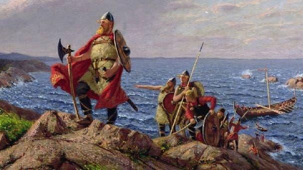 Los vikingos llegaron primero que Colón a América