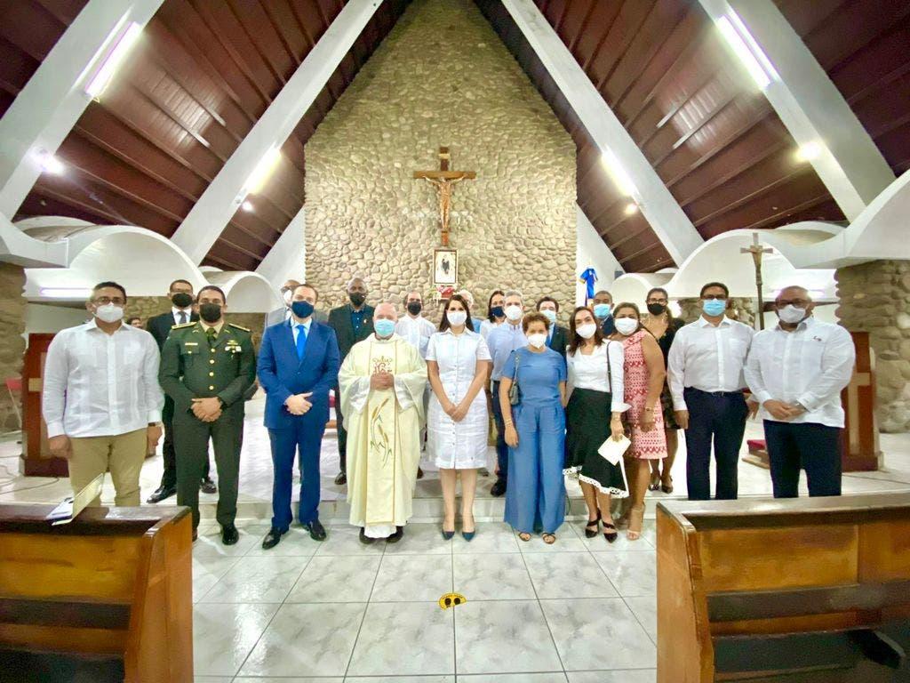 Embajada Dominicana en Jamaica celebra misa en honor a la Virgen de las Mercedes