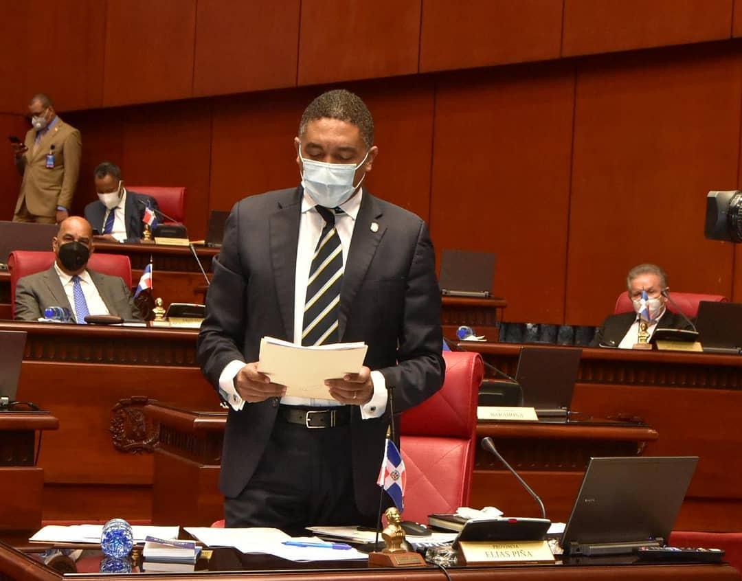 Senador asegura delincuencia ha vencido a Luis Abinader