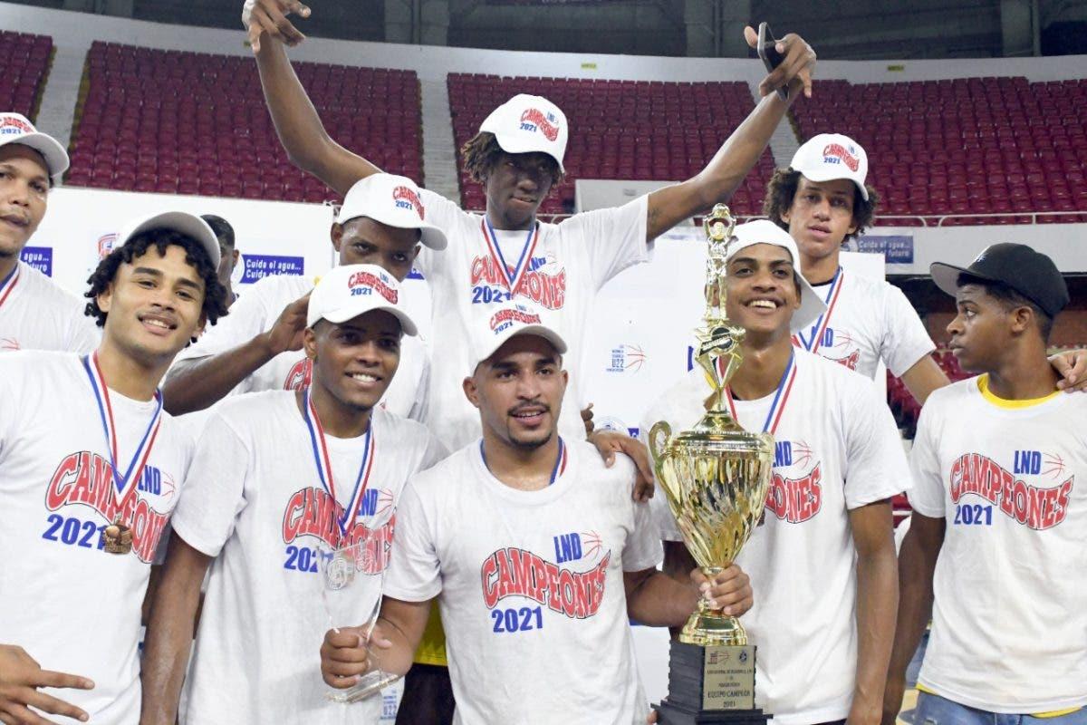 Los Areperos de San Carlos conquistan el primer campeonato de la Liga Nacional de Desarrollo