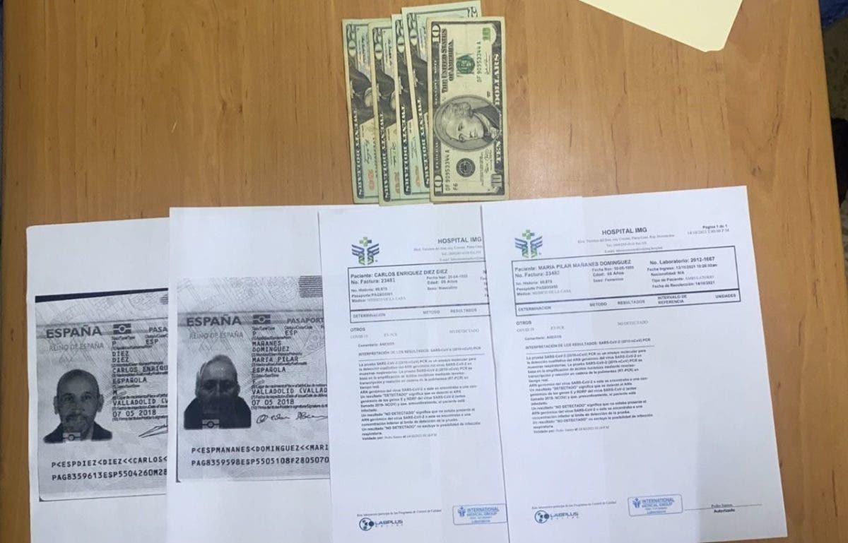 Empleada de hotel vendía pruebas de Covid-19 falsificadas