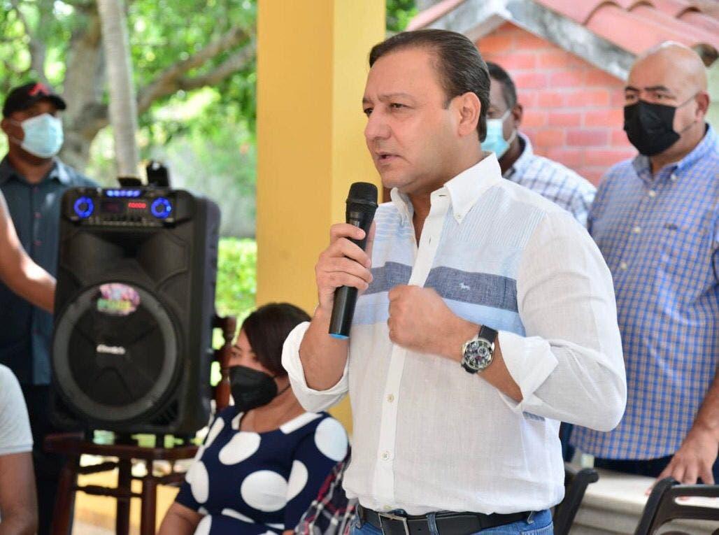 """Abel Martínez: """"En lugar de estar hablando de una reforma fiscal, debe hablar de seguridad ciudadana"""""""