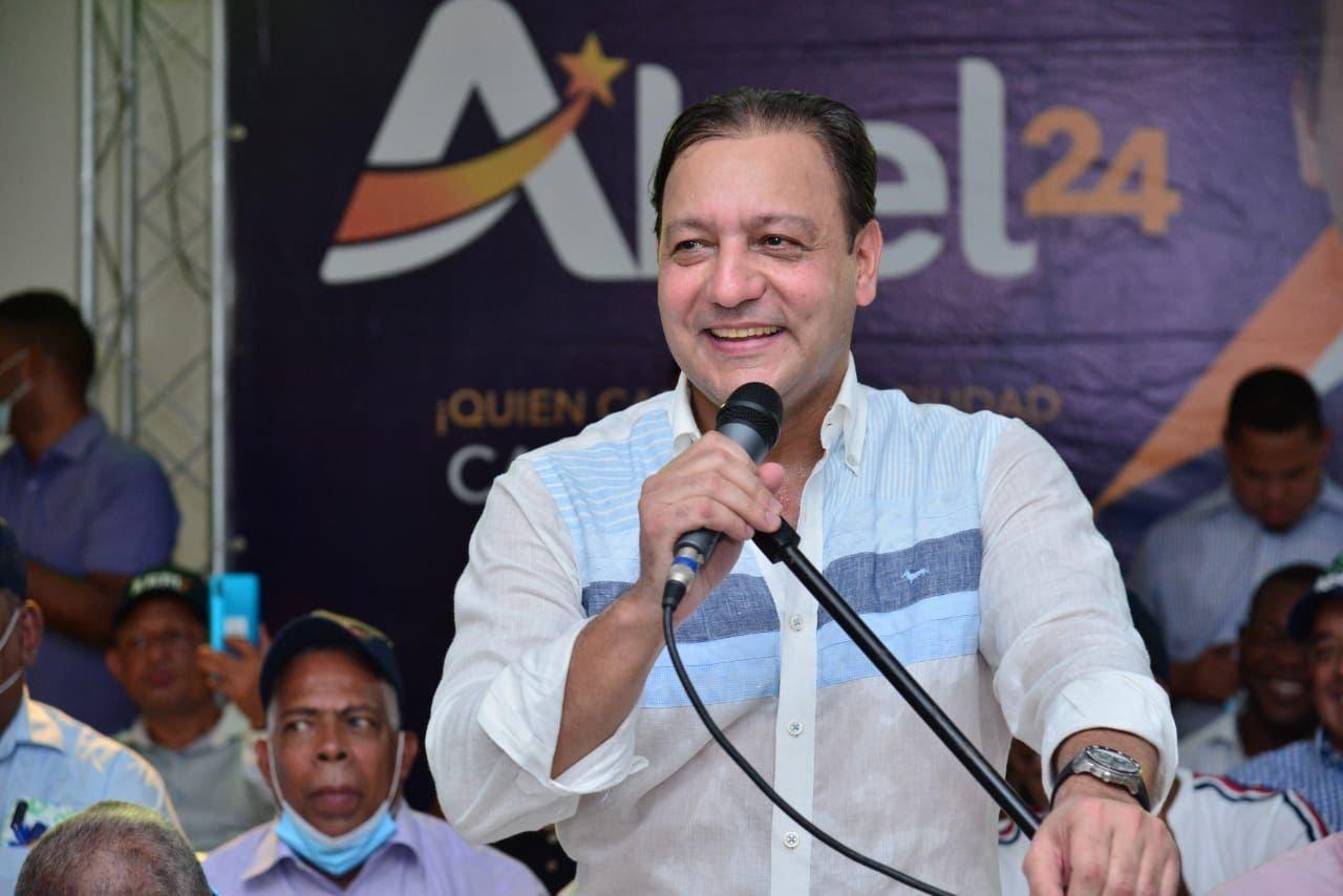 """Abel Martínez: """"Estoy en las calles y estaré en cada rincón donde haya un dominicano que le duela este país"""""""