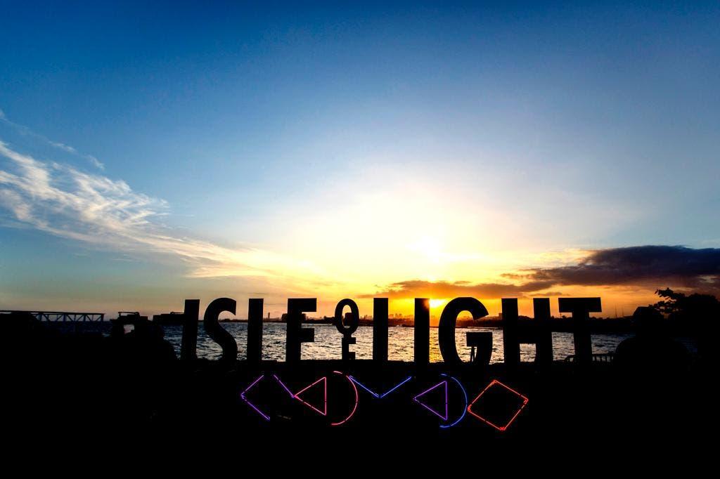 """Isle Of Light"" anuncia cartelera para 12 marzo 2022"