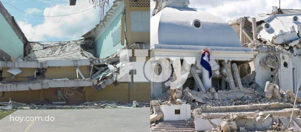 A propósito del simulacro, recordemos los terremotos más potentes de la Hispaniola