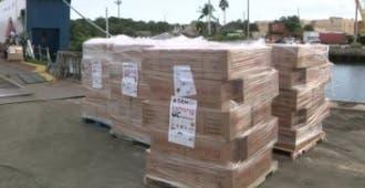 Desde Miami envían a Haití ayuda valorada en 5,8 millones de dólares