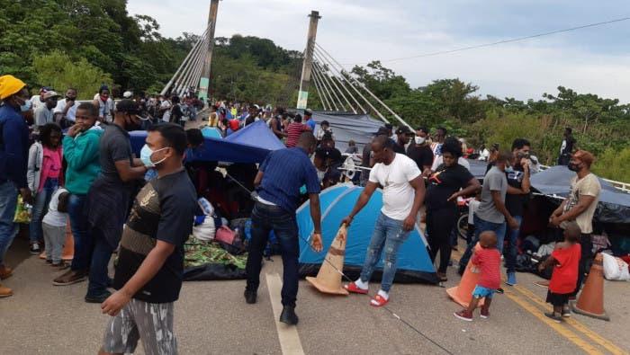 Los haitianos deportados que ya piensan regresar a Brasil