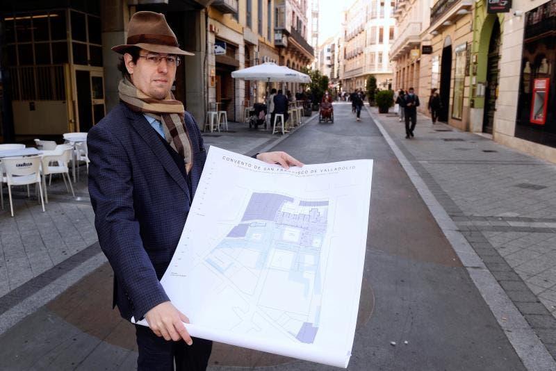 Nuevo estudio en busca de la primera sepultura de Cristóbal Colón en España