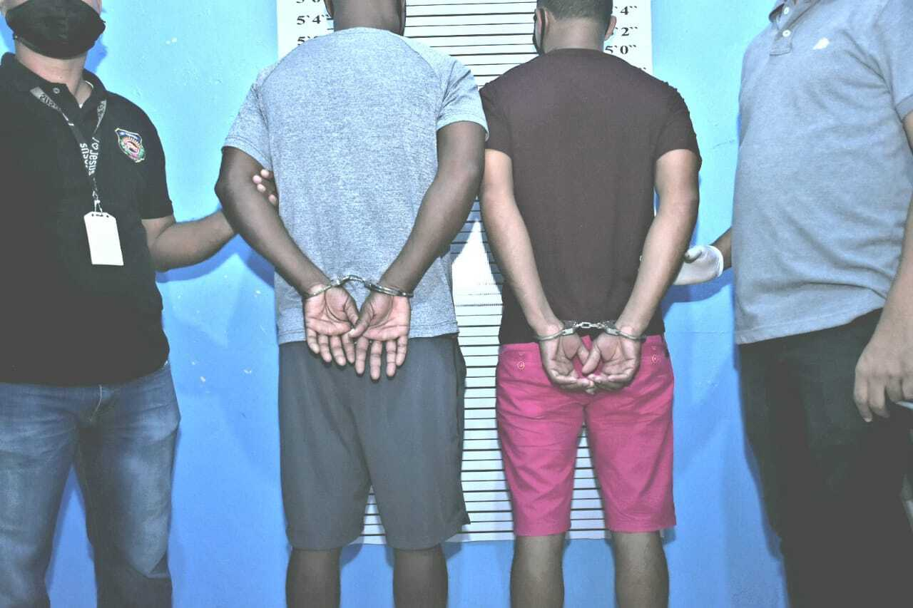 Capturan en Samaná dos dominicanos solicitados en extradición de EEUU