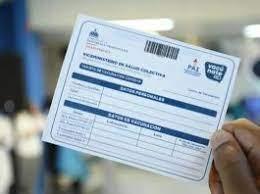 No exigirán tarjeta vacuna a turistas que lleguen al país