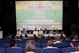 Evento nacional; Confenagro hará segundo congreso