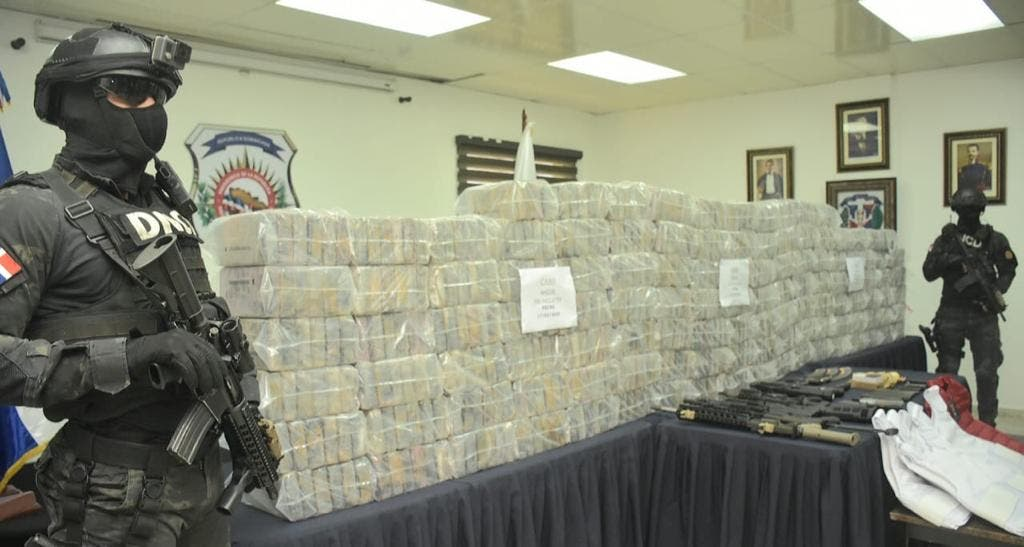 Operación Larva: Arrestan 16 acusados de lavado de activos