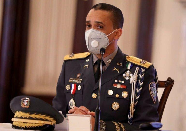 Video: «Todo bien, todo está tranquilo», dice Edward Sánchez, exdirector de la Policía