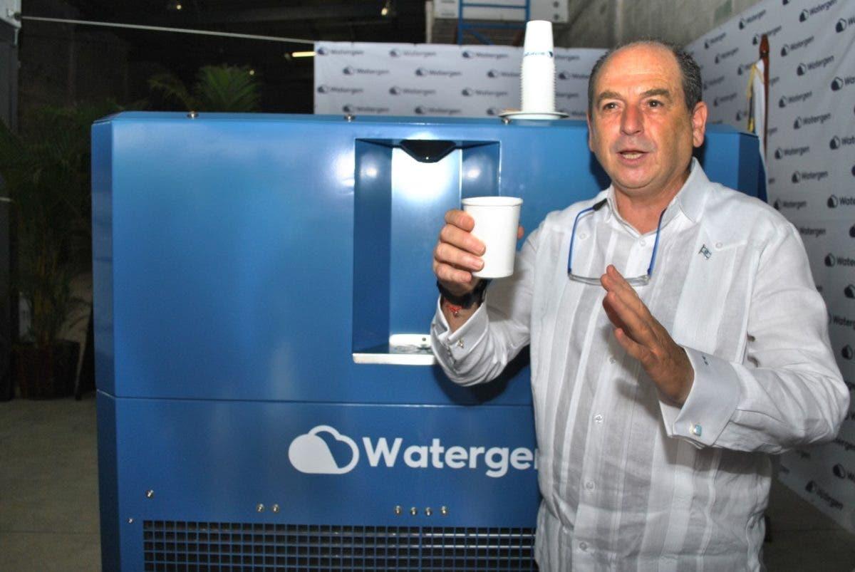 Lanza tecnología de producción de agua