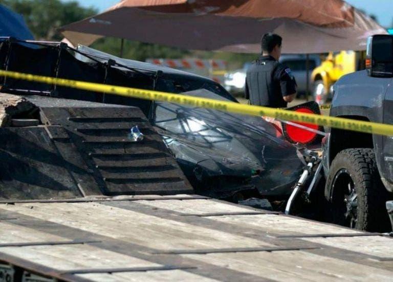 Accidente; Mueren dos niños choque en carrera