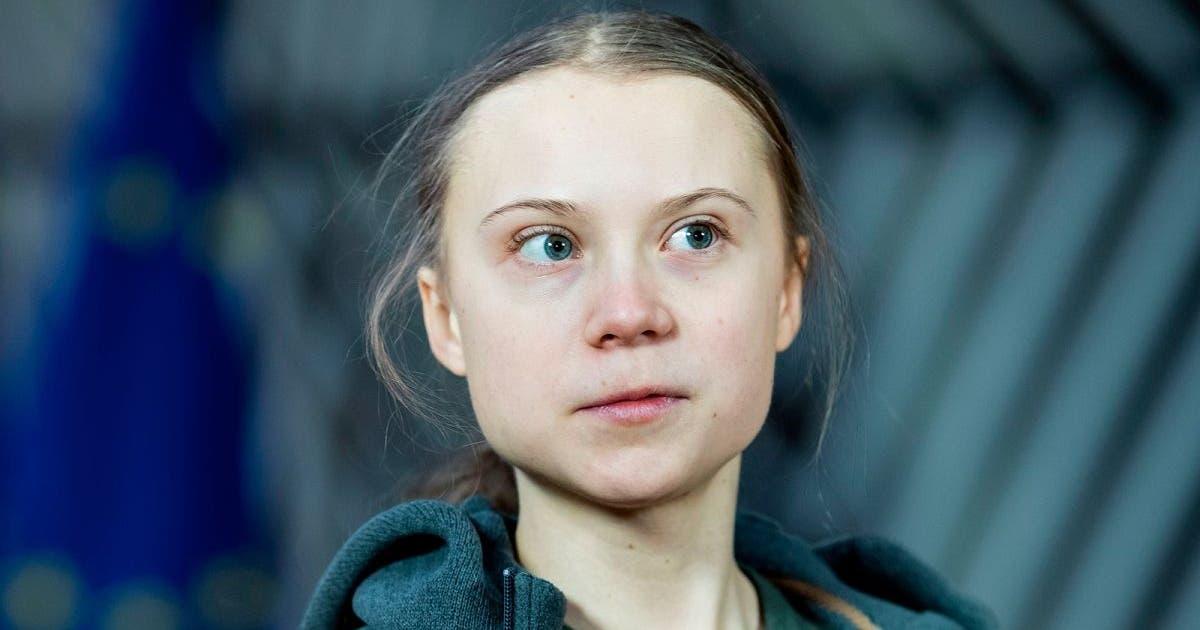 Greta Thunberg pide a la gente que haga presión ante la crisis climática