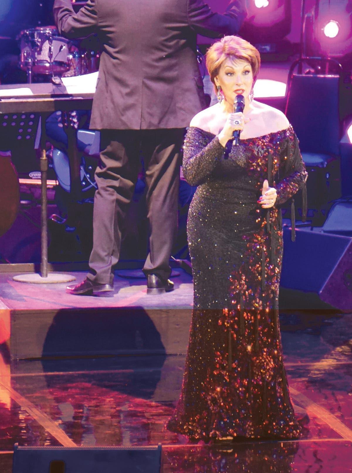 Cecilia García; Inmensa en el Teatro Nacional