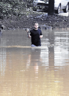 Inundaciones dejan 4 muertos en Alabama