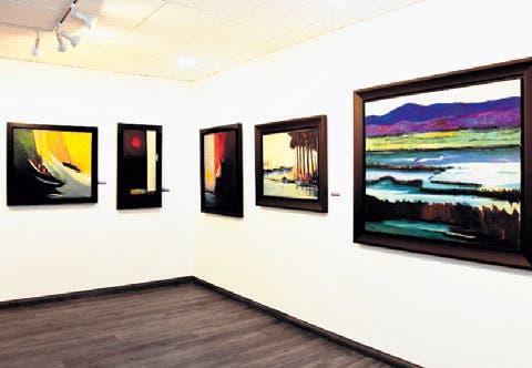 Guillo Pérez; Obras maestras llenas de recuerdos, color y luz