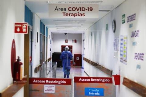 Método permite detectar transmisión de SARS-CoV-2 en el aire de hospitales