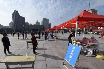 Aumento del Covid-19 obliga el cierre de la ciudad Lanzhou en China
