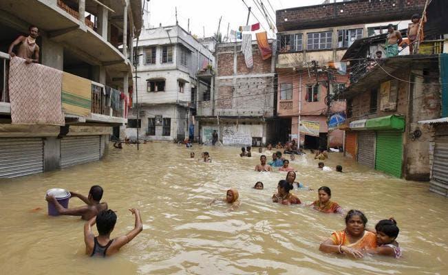 Suben a 24 los muertos por las fuertes lluvias en el sur de la India