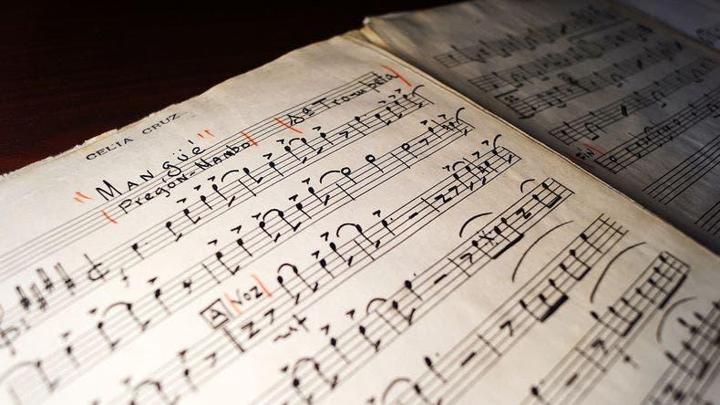 Donan a universidad de Florida partituras que pertenecieron a Celia Cruz