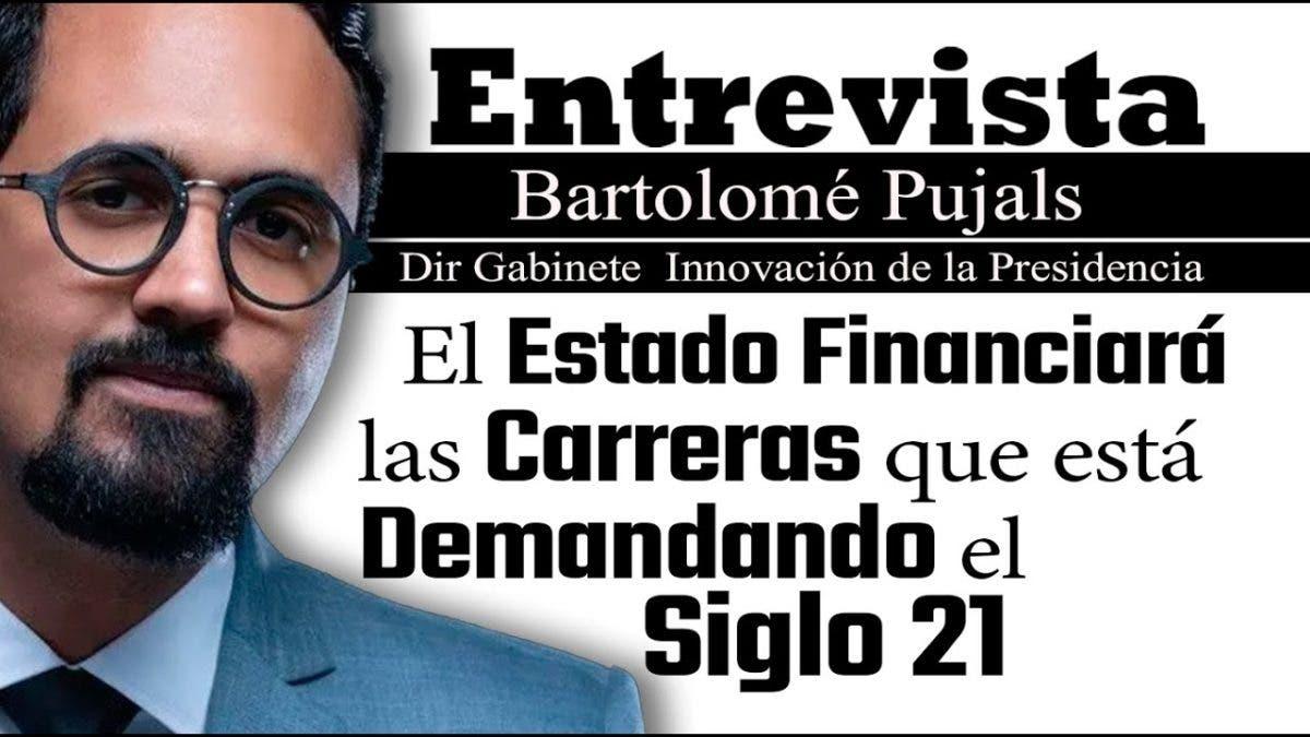 Entrevista a Bartolomé Pujals, viernes 1 de octubre, programa Telematutino 11