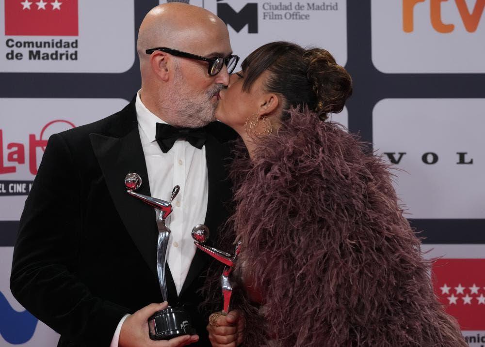 Lista de ganadores de la 8a entrega de los Premios Platino