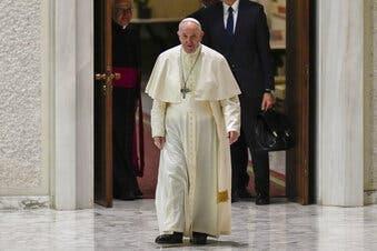 Papa expresa «vergüenza» por escala de los abusos en Francia