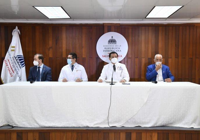 Salud Pública registra 240 mil vacunados contra la COVID-19 en últimos dos días