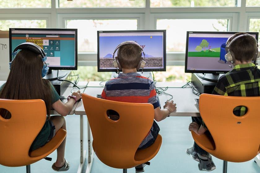 El aprendizaje digital y virtual y los centros de datos modulares