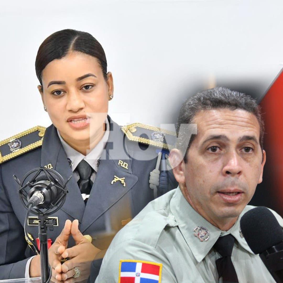 Diego Pesqueira es el nuevo vocero de la Policía Nacional