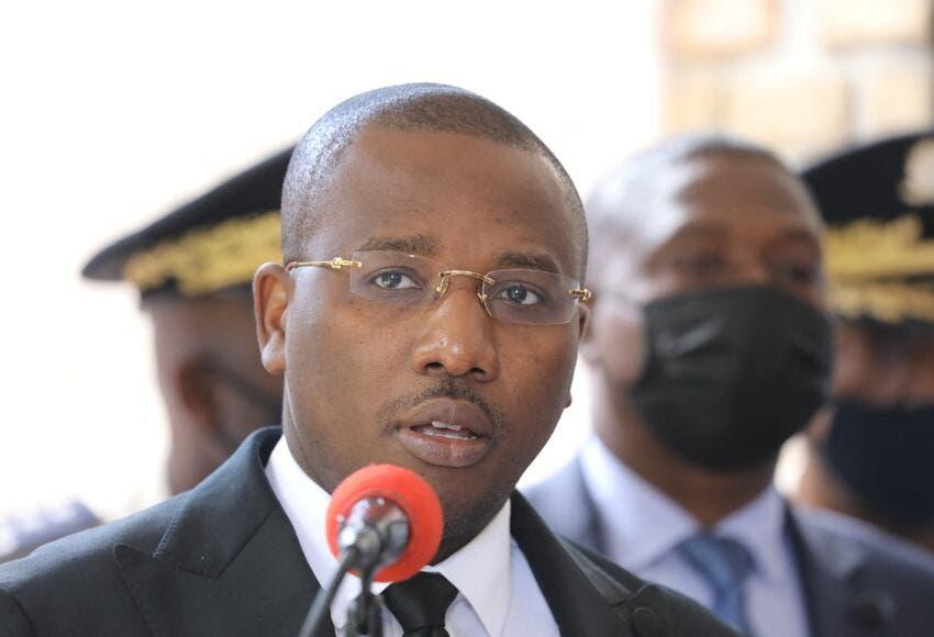 Exprimer ministro haitiano: «Tres meses del asesinato de Jovenel y los autores están en las calles»
